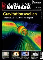 Sterne und Weltraum: April 2016 PDF