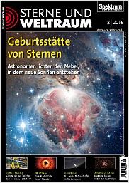 Sterne und Weltraum: August 2016 PDF