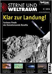 Sterne und Weltraum: September 2016 PDF