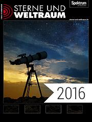 Digitalpaket: Sterne und Weltraum Jahrgang 2016