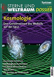 Sterne und Weltraum: Dossier 1/2013