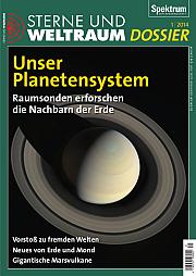 Sterne und Weltraum: Dossier 1/2014