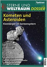 Sterne und Weltraum: Dossier 1/2015 PDF